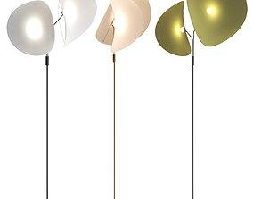 Manta Floor Lamp by bs living 3D