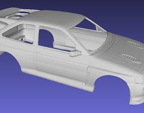 Escort RS Cosworth MK5 Printable Body Car