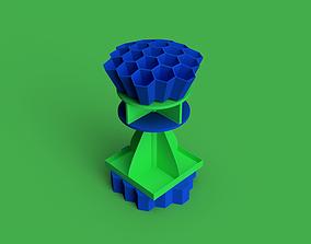 Desk organaizer 3D print model