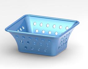 3D printable model Stylish Fruit Tray