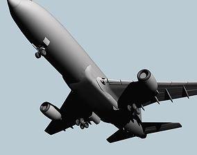 Lockheed L1011 Tristar 3D Model