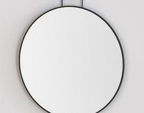 3D West Elm - Hook Mirror