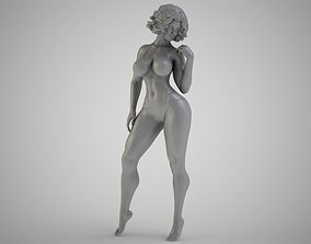 3D printable model Girl in a Bikini