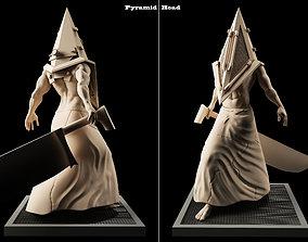 3D printable model Pyramid Head