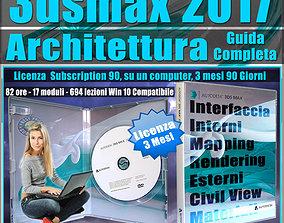 Corso 3ds max 2017 Architettura Guida Completa 3