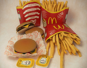 fastfood 3D