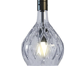 Hanging lamp Sfera - Baccarat 3D