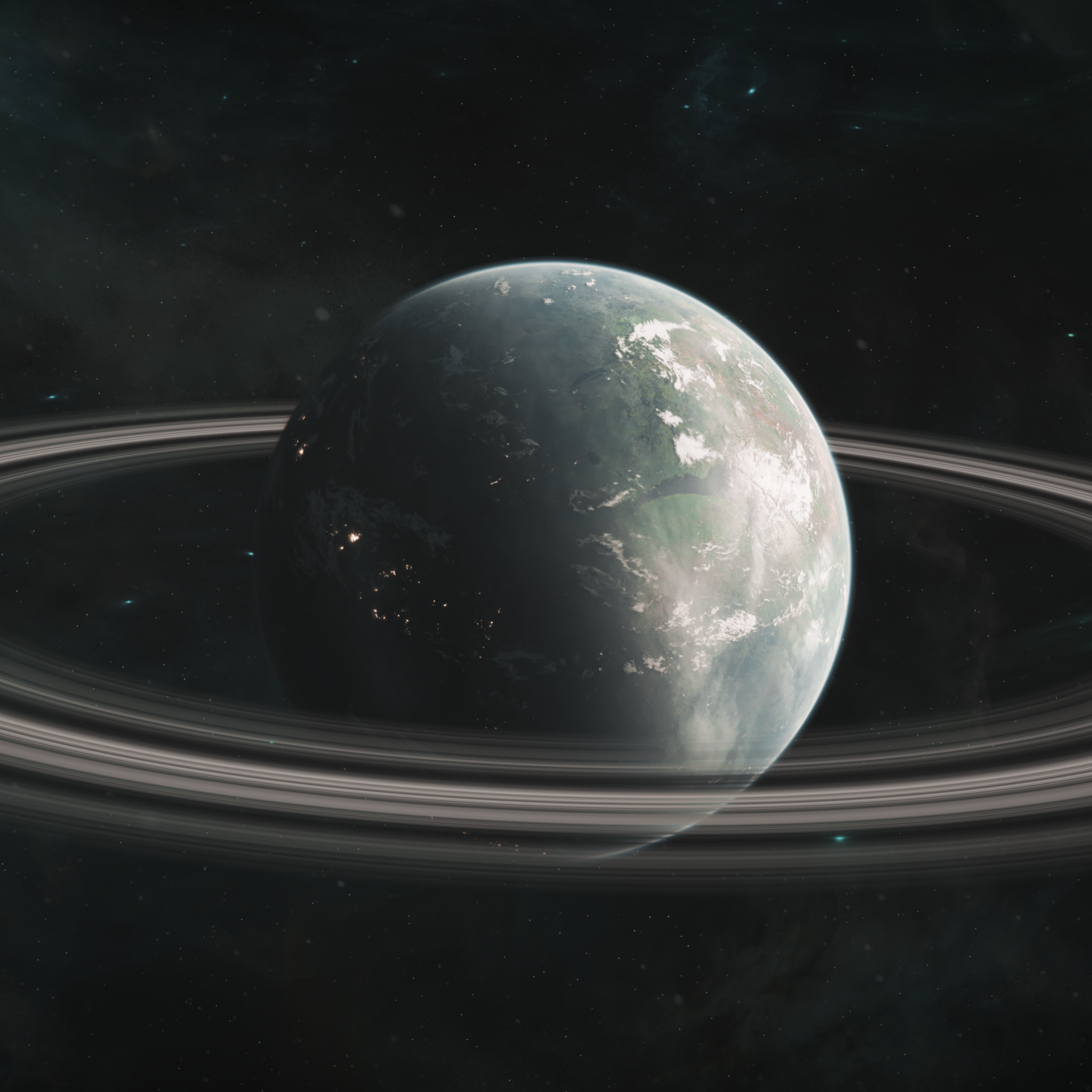 Planet Xeria-137A