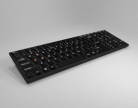 Simple Keyboard 3D