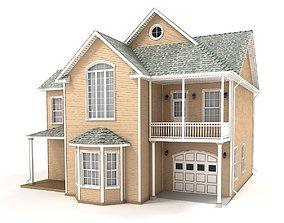 3D Cottage 41