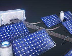 3D asset Mars Kitbash - Solar Systems