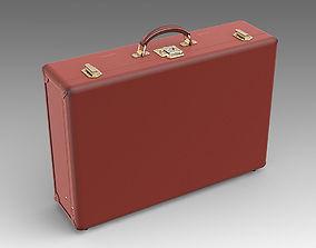 Suitcase Hermes 3D