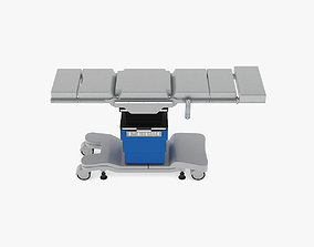 3D Medical Operating Table