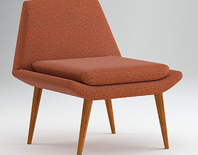 Morgan Miami 330 Lounge Chair 3D