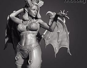 3D print model 18K Anatomy - Succubus