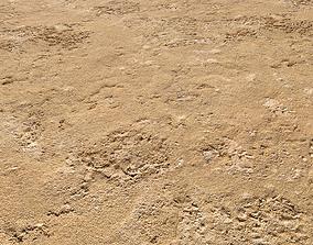 3D model Sand terrain PBR pack 4