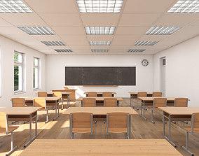 Classroom 001 3D