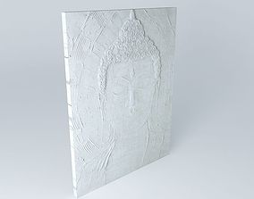 ZEN CANVAS GANDHARA Maisons du Monde 3D model