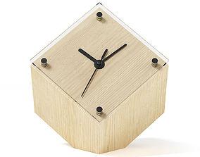 Cubic Clock 3D