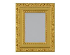 3D model Classic Frame 09