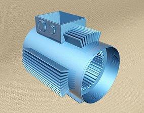 3D printable model STATOR CORE