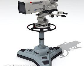 Sony HDC 1000 sony 3D model