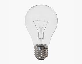 3D PBR Light bulb