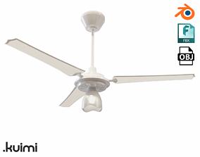 3D Ceiling Fan 009