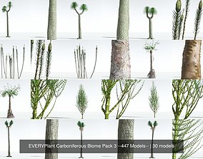 EVERYPlant Carboniferous Biome Pack 3 --447 Models--