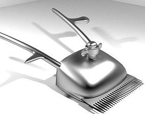 3D Barber Equipment - Clipper