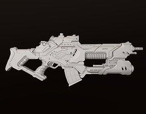 3D model Zerstorer