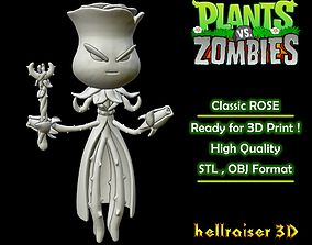 3D printable model Plants vs Zombies - Classic