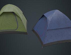 Camping Tent 1B 3D model