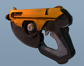 VR / AR ready GUN model based overwatch game