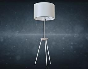 3D asset Tripod Lamp by BDDW Designs