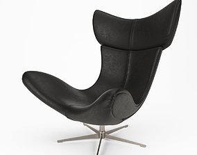 Imola armchair 3D model