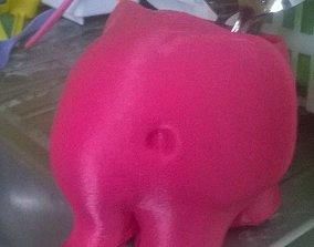 Elephant Utensils Drainer 3D print model