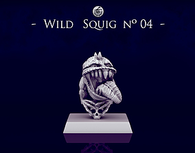3D print model Wild Orc Squigs -n04 to n06- 28mm