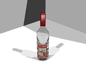 3D Vodka Stolichnaya