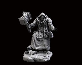 3D printable model Thrall games