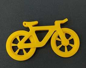 3D printable model bicycle bike