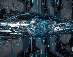 3D portal-PT1 animated