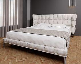 3D Patricia Urquiola Husk Bed