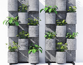 phytomodule Garden anywhere three 3D