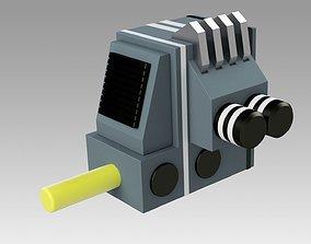 3D print model Star Trek Deep Space Nine Subspace 1