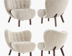 3D Little Petra chair