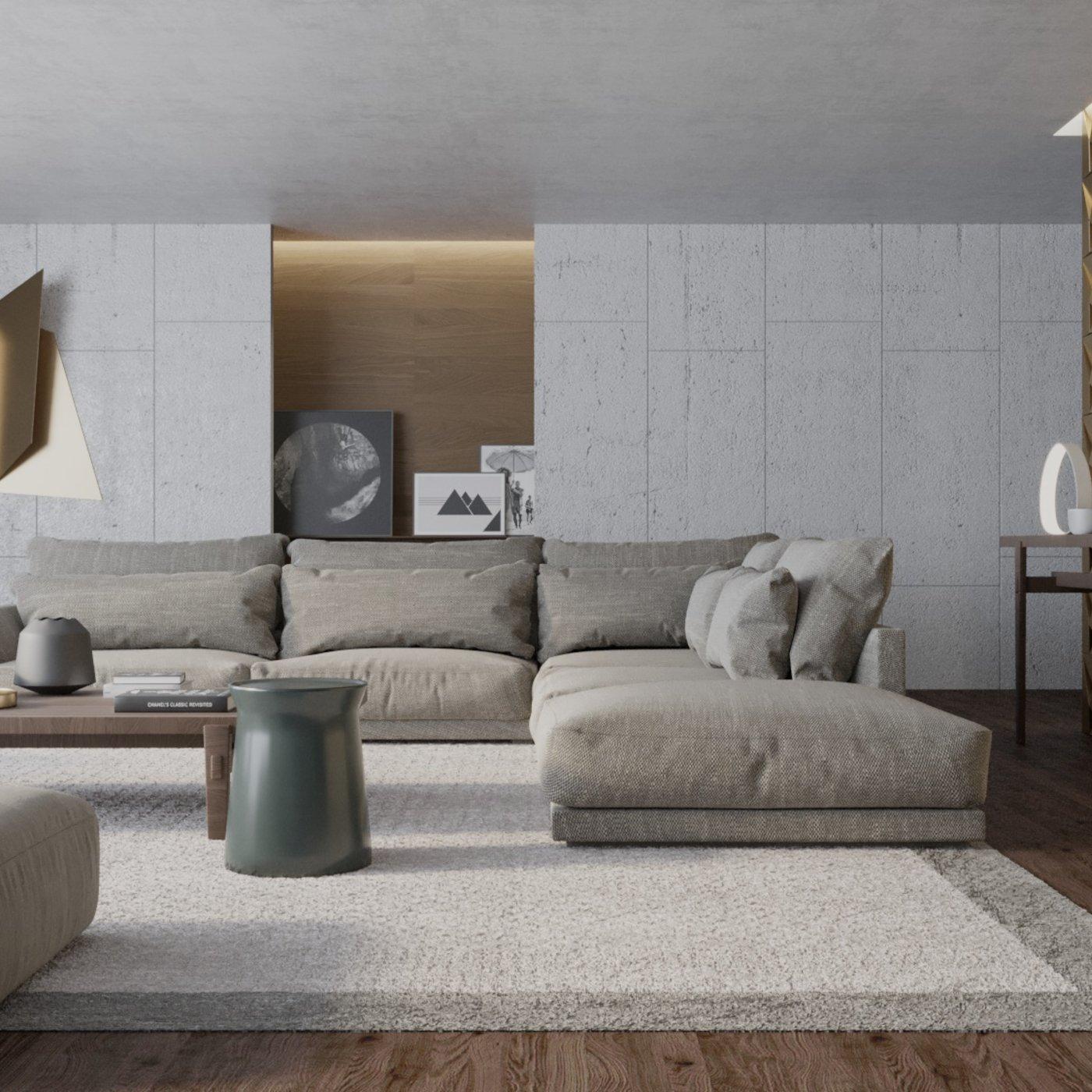 Poliform Living-Room