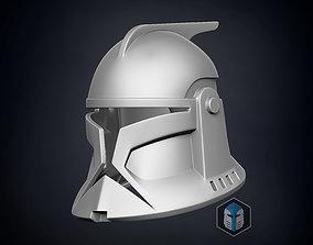 3D printable model Phase 1 Animated Clone Trooper Helmet