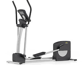 Elliptical Trainer 3D