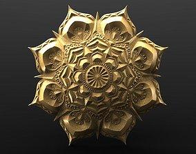 Flower mandala 2 3D printable model